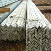 SS400 A36 Q235 Angle Steel