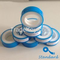 High quality bathroom ptfe thread sealing tape teflon tape for plumbing used