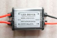 1W ROHS Approved Aluminum Case LED driver LED waterproof power supply