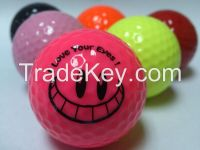 China 10 years professional golf ball factory