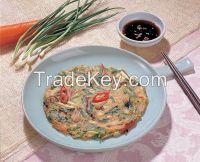 SEAFOOD&VEGETABLE PANCAKE(YoungPoong)