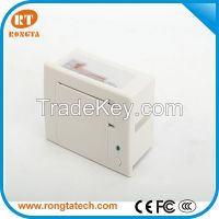 Rongta Mini Panel Printer with Low Noise Thermal Printing, RP07