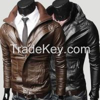 LEATHER JACLKET