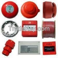 Fire alarm system Tefofire brand from England