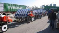 high speed seedling rice transplanter 6 rows