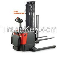 Electric reach stacker for sale China manufacturer