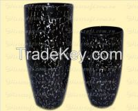 lacquer vase handmade in Vietnam high quality