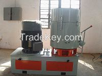 Waste pe film agglomerate machine