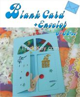 Blank Cards and Envelops