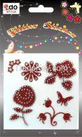 Mini Shine Gemstone Cute Baby Cartoon Sticker for Card Making (GSS1323)