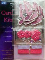 5PCS Baby Card DIY Kit (HCS5-3)