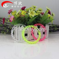 2015 New LED Bracelet with Colorful Bead Flashing For Kids as Toy Party Events