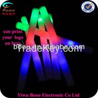 2015 wholesaler flashing LED Foam Glow Stick Supplier in China for party