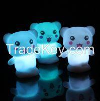 2015 wholesales Nice Design shape  for Children mini  Led Night Light for party