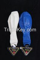 LED flashig ballon party wedding birthday decoration 2014 hot sale