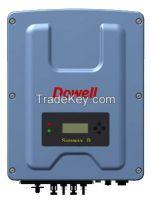 Solar grid tie on grid solar inverter Photovoltaic Inverter Sunmax D 3000