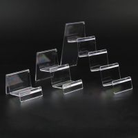 Plastic Jewelry Wallet Display Stand Rack Card Holder