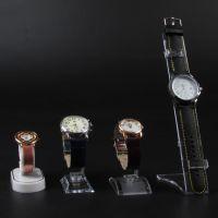 Plastic Jewelry Watch Display Stand Rack Holder