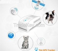 Newest Worlds Smallest PET GPS Tracker, Micro Hidden Tracker GPS, Mini GPS Tracker for Cat T201-2