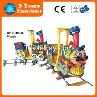 2014 Middle east Favourable amusement park electric trains for sale(BP-E140045)