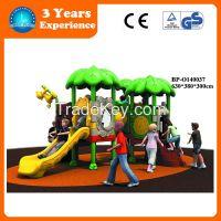 2014 Hot Muti Function Outdoor Playground children slide