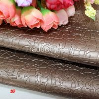wholesale&retail 104 super Abrasion-Resistant leather fabric high quality home decoration leather sofa material DIY fabric