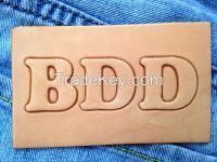 Fashion Genuine Leather Patch