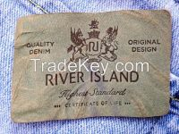 Quality Garment Accessories Leather Patch