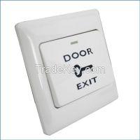 Door Exit Plastic Button