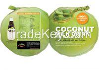 Coconut Drink Milk with Nata De Coco