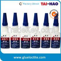 401 instant glue / adhesive,401 bond Cyanoacrylate adhesive, 401 super glue 401 403 406 454 460 495
