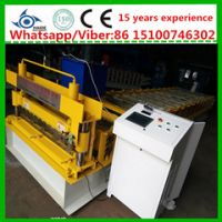 factory price roof and wall roll forming machine