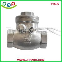 stainless magnetic control water flow switch