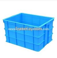 colorful high quality Cheap pp plastic turnover box
