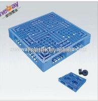 L1200*W1000*H150 100% Virgin HDPE Plastic Pallet