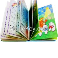 Comic Book Printing Coloring Child Board Book Printing