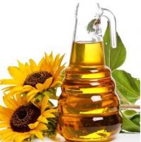 Pure refined bulk sunflower oil