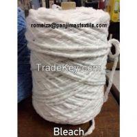 White Bleach Yarn