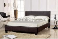Fast selling bedroom pu bed TH023