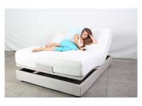 Latest modern popular bedroom king massage bed JX800 with competitive price