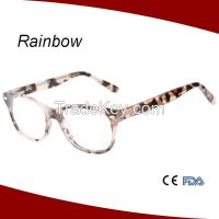China wholesale acetate eyeglasses frames with new style