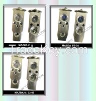 EXPANSION VALVE-AC SYSTEM PARTS for MAZDA