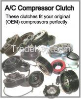 Clutch-Auto AC Air Conditioning Compressor