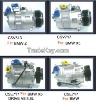 Auto air conditioning - AC compressor for BMW