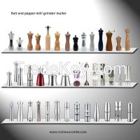 Salt and pepper mill / grinder / muller /shaker