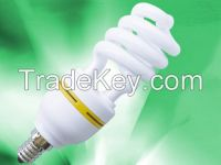 half spiral ,energy saving light,high quality cfl