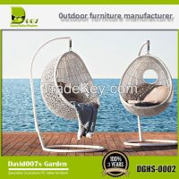 outdoor rattan furniture garden hanging swing chair