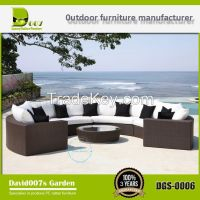 outdoor rattan furniture garden sofa set