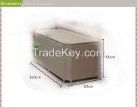 outdoor rattan furniture garden storage box