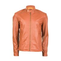 Genuine Leather Jacket For Man